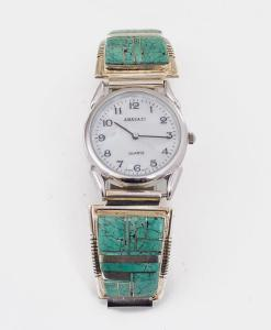 R Francisco Turquoise Watch