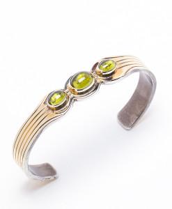 Ladies' Peridot Bracelet