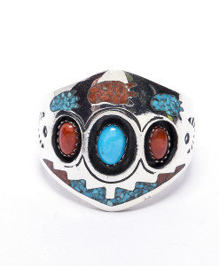 Navajo Men's Ring