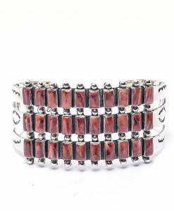 Navajo AA Spiny Oyster Bracelet